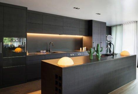 Modern-Kitchen Cabinets