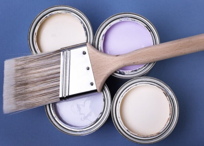 how to thin latex paint for brushing